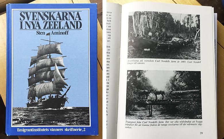Emigranter till Nya Zeeland